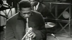 John Coltrane en 'Jazz entre amigos'