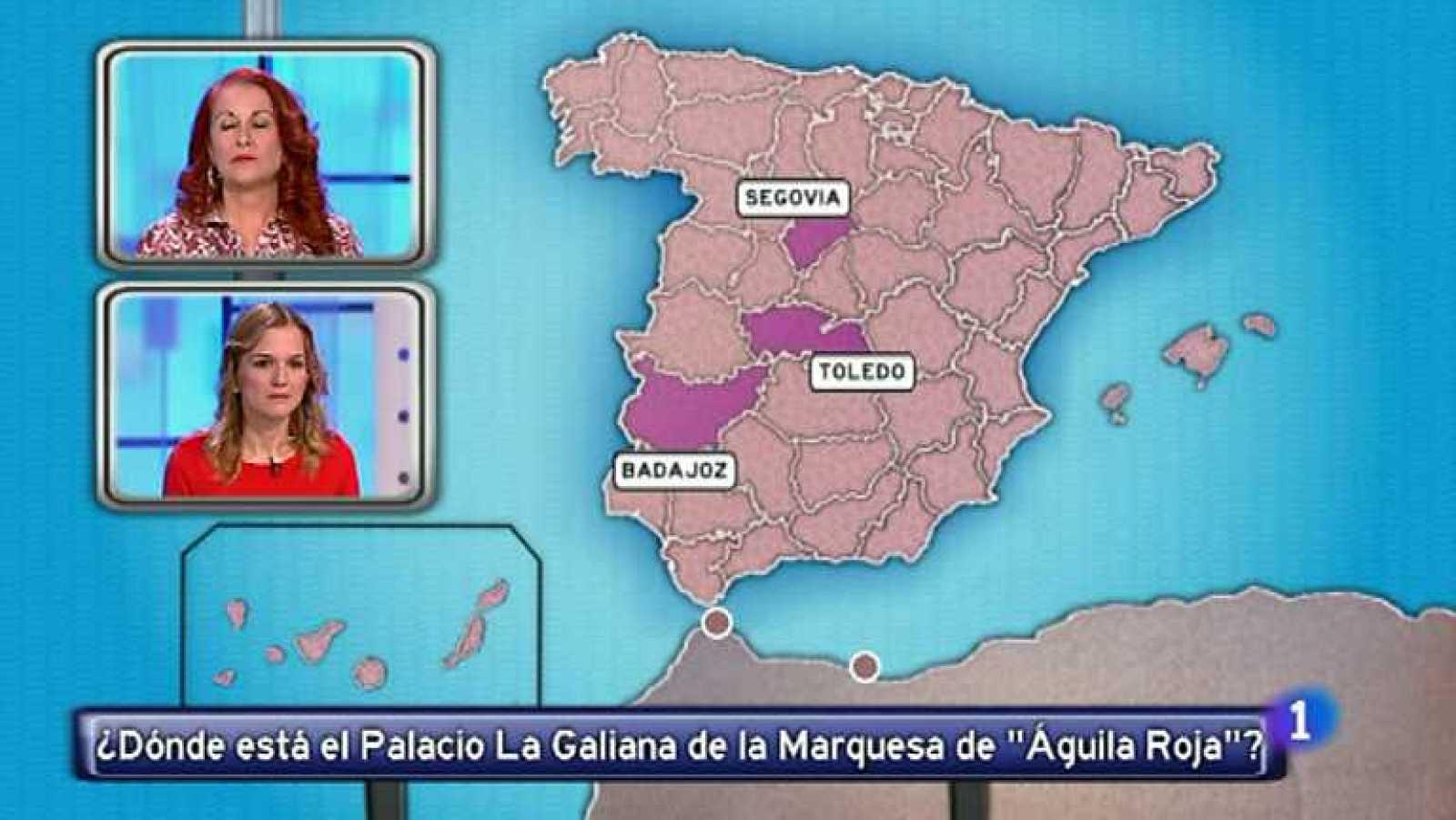 ¿Conoces España? - 01/06/12 - ver ahora
