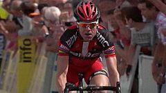 Evans gana la primera etapa de la Dauphiné Liberé