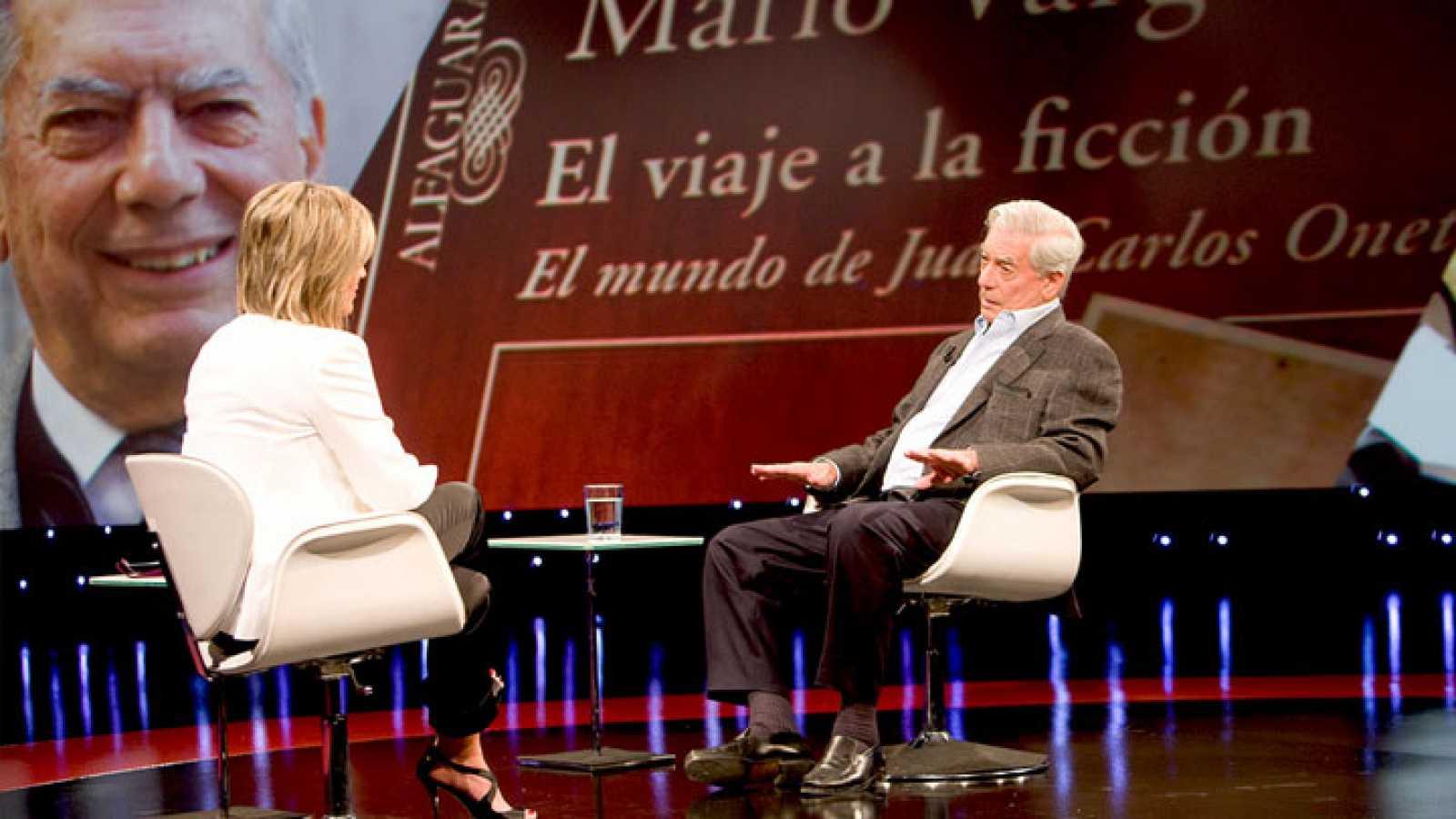 Entrevista a la carta - Mario Vargas Llosa - Ver ahora