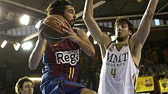 El Barça Regal gana sobre la bocina