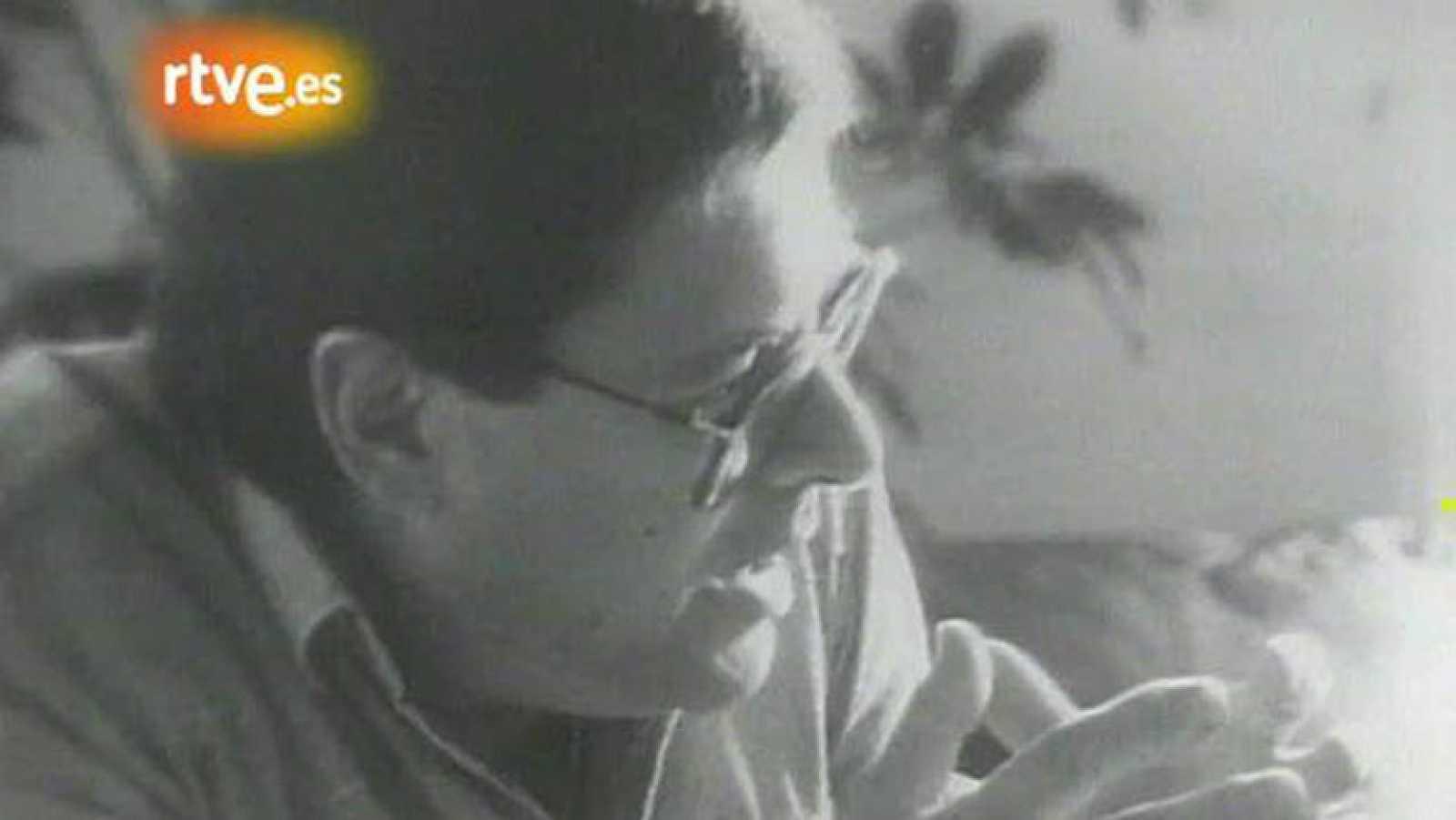 José Ángel Valente en 'El poeta en su voz' (1989)
