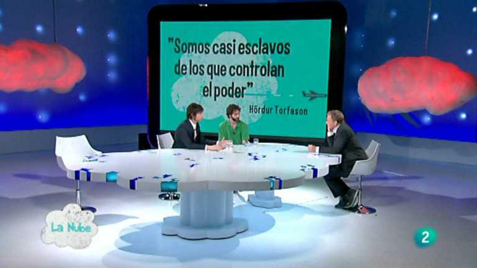 La nube - Ciberactivismo y democracia: ciudadano digital - ver ahora