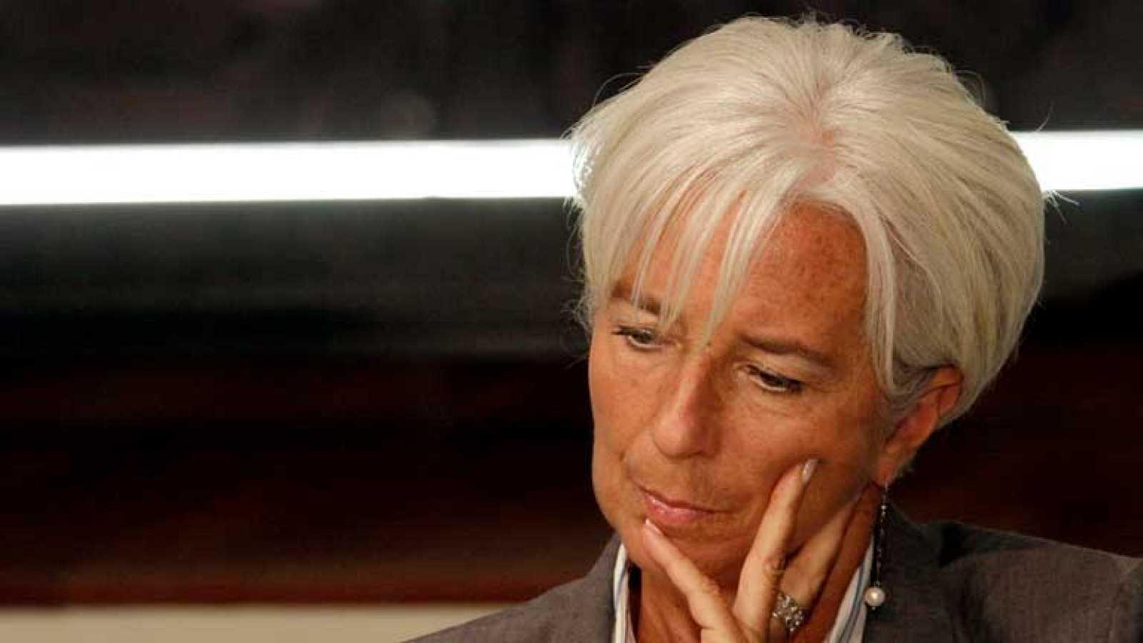 El informe del FMI aclara que el sistema finaciero español necesita 40.000 millones de euros