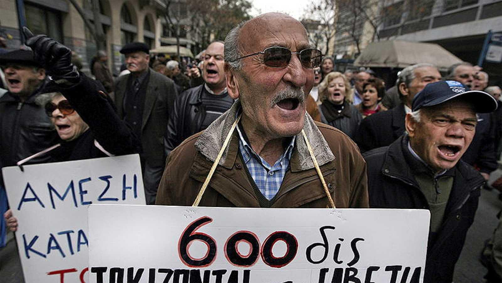 Rescate a Grecia, Irlanda y Portugal