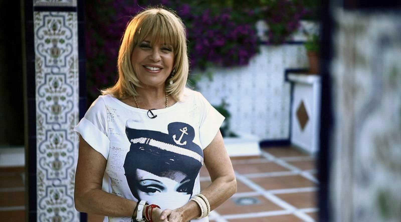 Bárbara Rey en 'Entrevista a la carta'