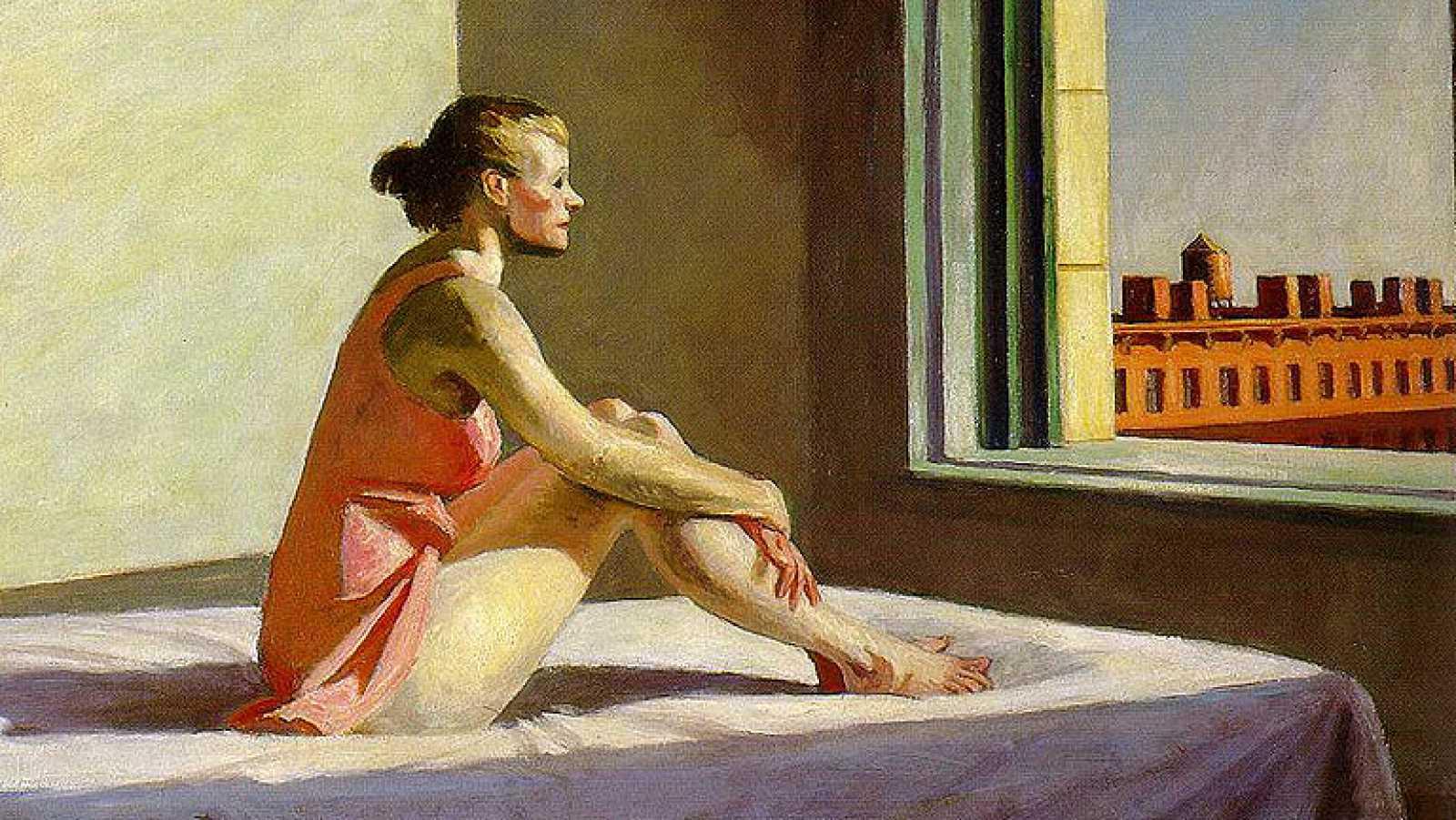 La pintura de Hooper expuesta en el Museo Thyssen de Madrid