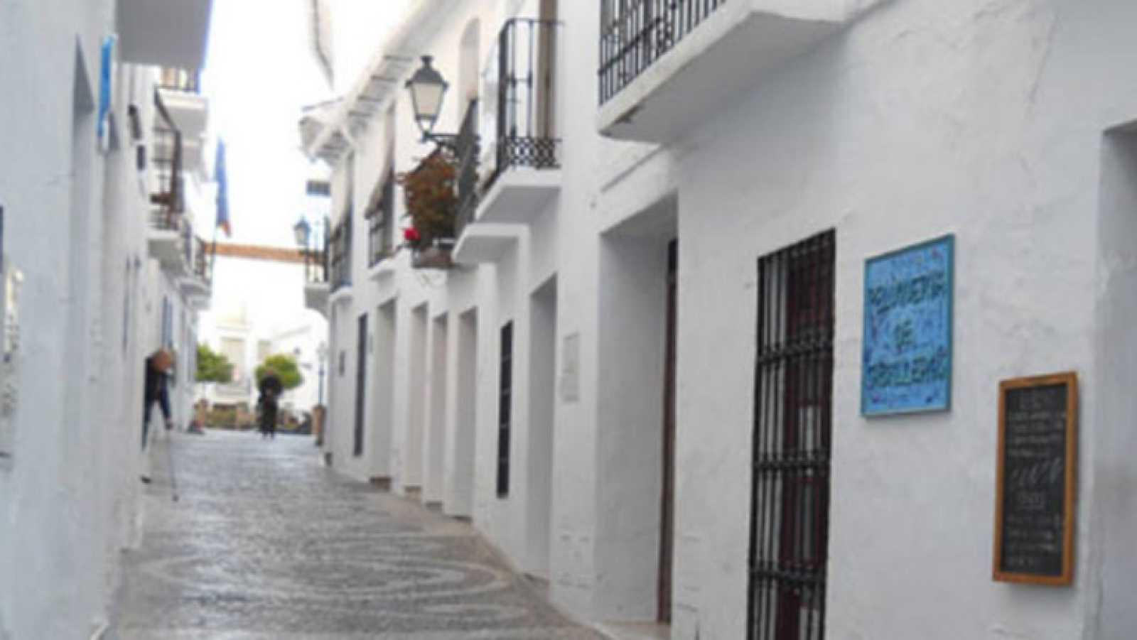 Conectando España - Frigiliana (Málaga)
