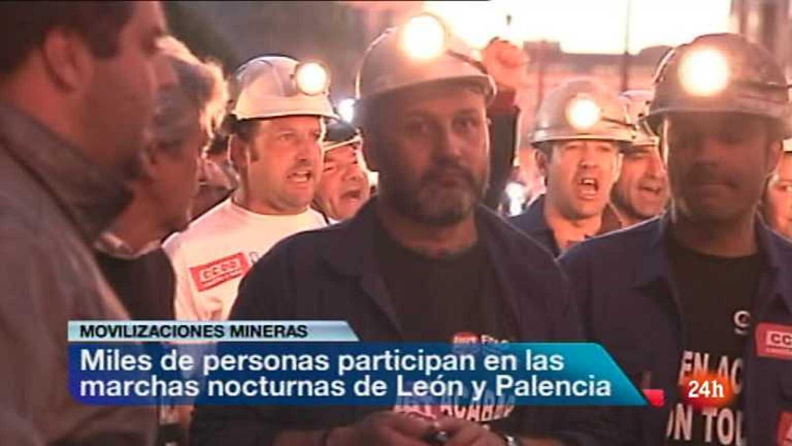 España en 24 horas - 13/06/12 - Ver ahora