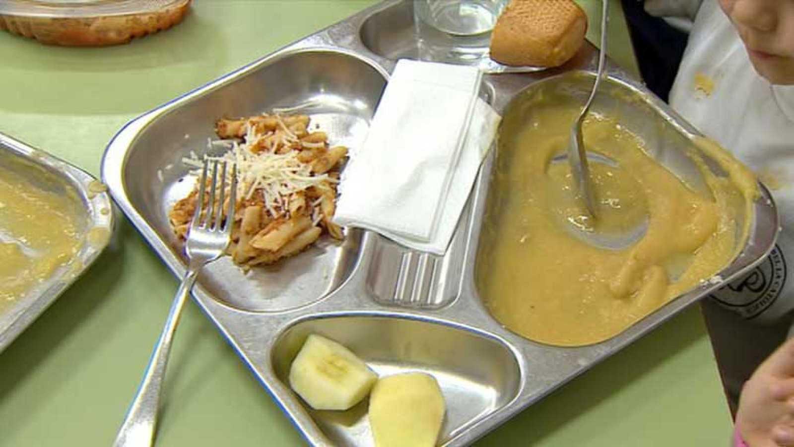 Castilla la Mancha ha suspendido las ayudas económicas para comedores en colegios públicos