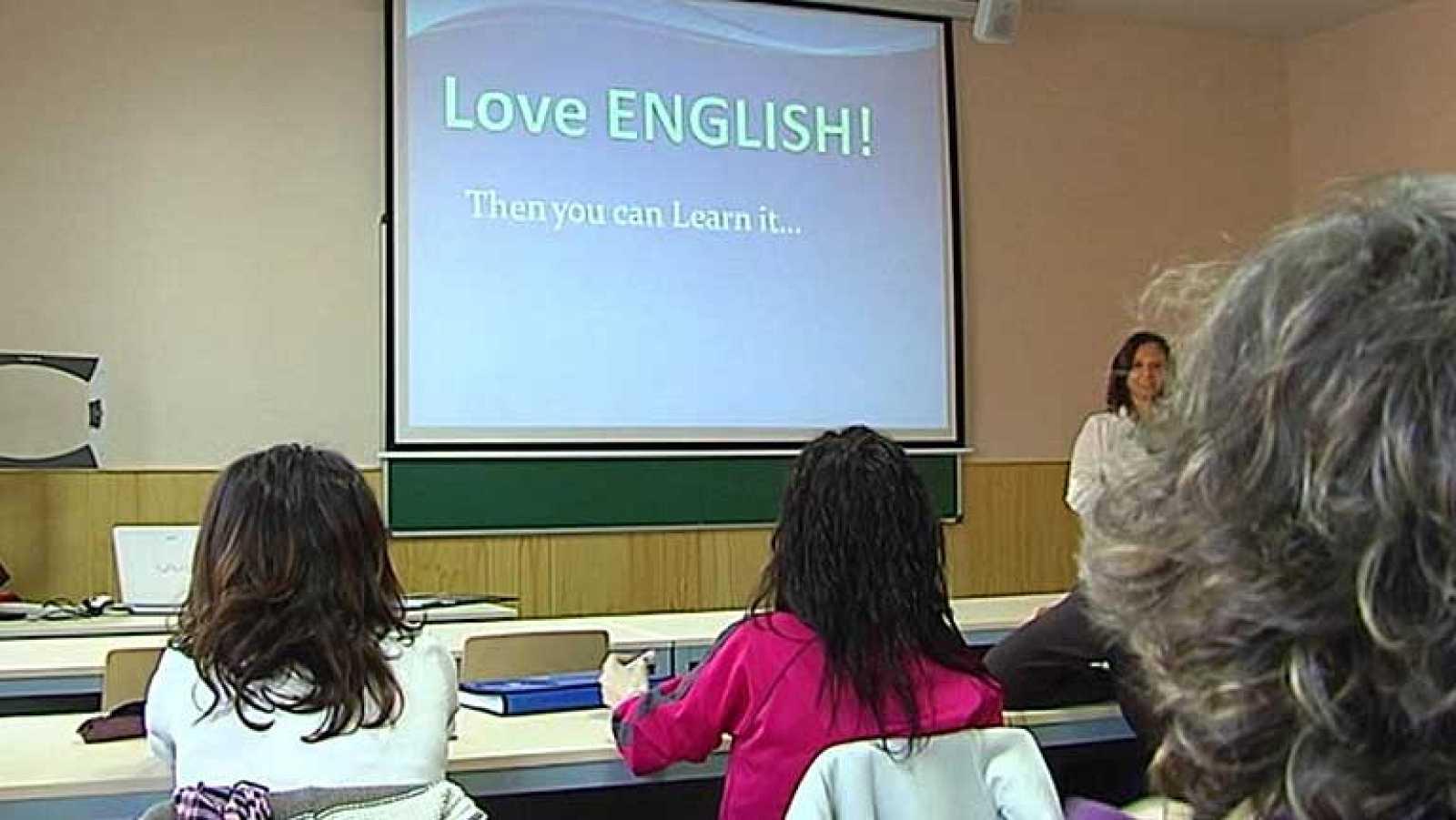 A la cola de la Unión Europea en idiomas