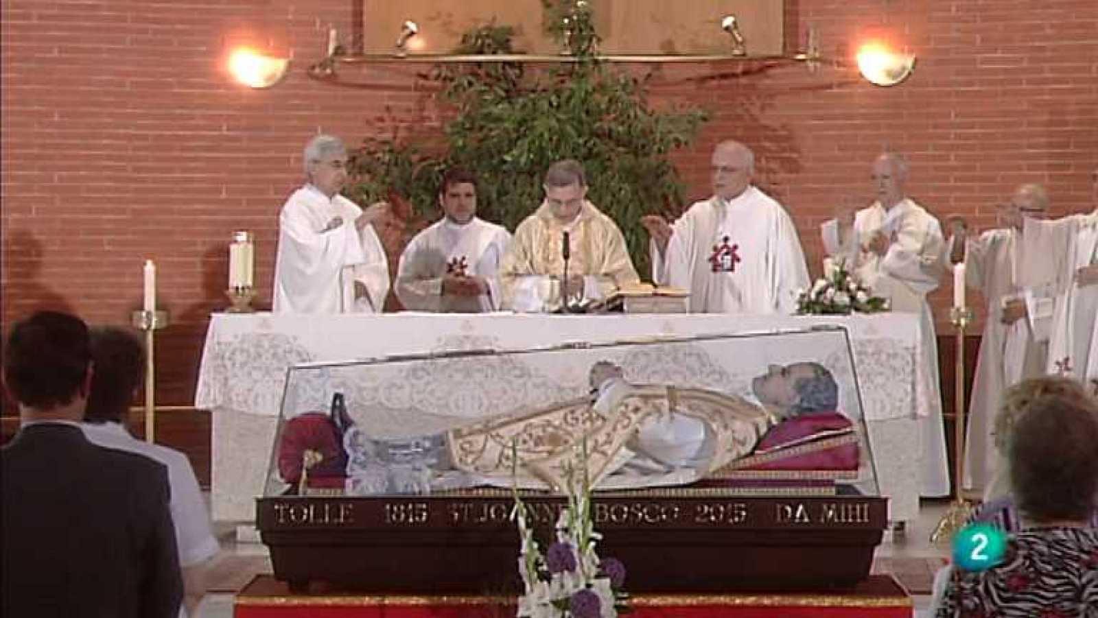 El día del Señor - Parroquia de San Juan Bosco - Ver ahora