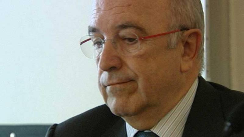 Joaquín Almunia sugiere que se abra una línea de crédito en los presupuestos