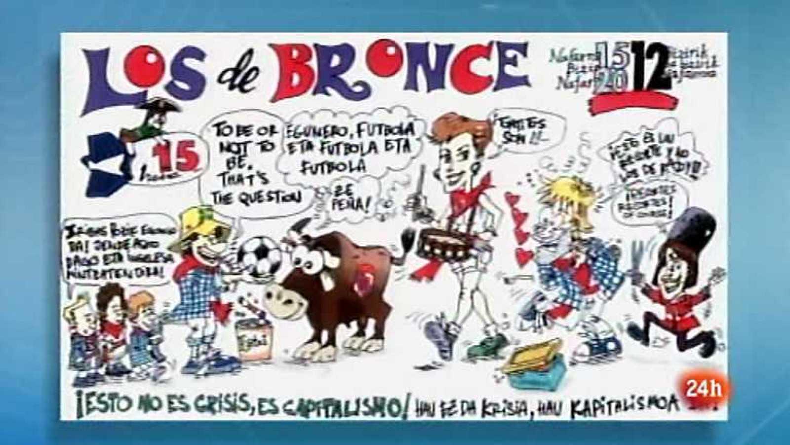 España en 24 horas - 28/06/12 - Ver ahora