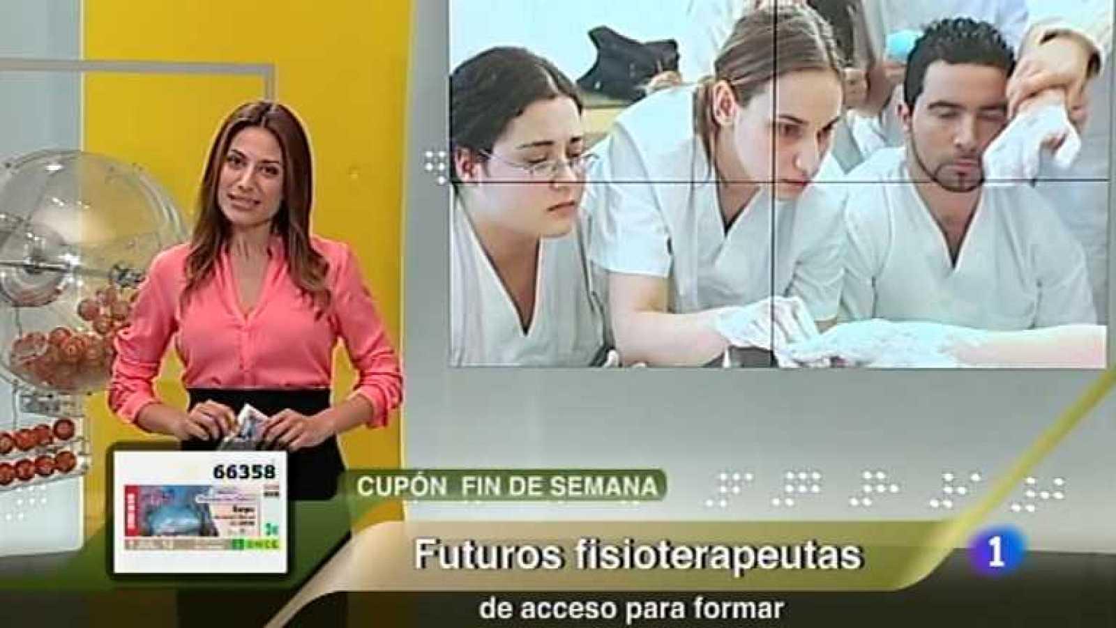 Sorteo ONCE - 01/07/12 - Ver ahora