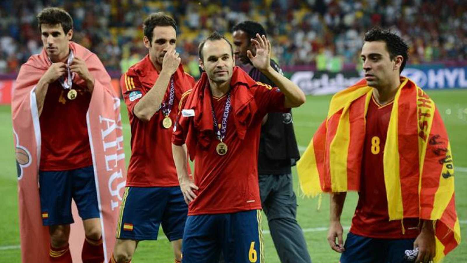 La Eurocopa, un éxito de todos los jugadores