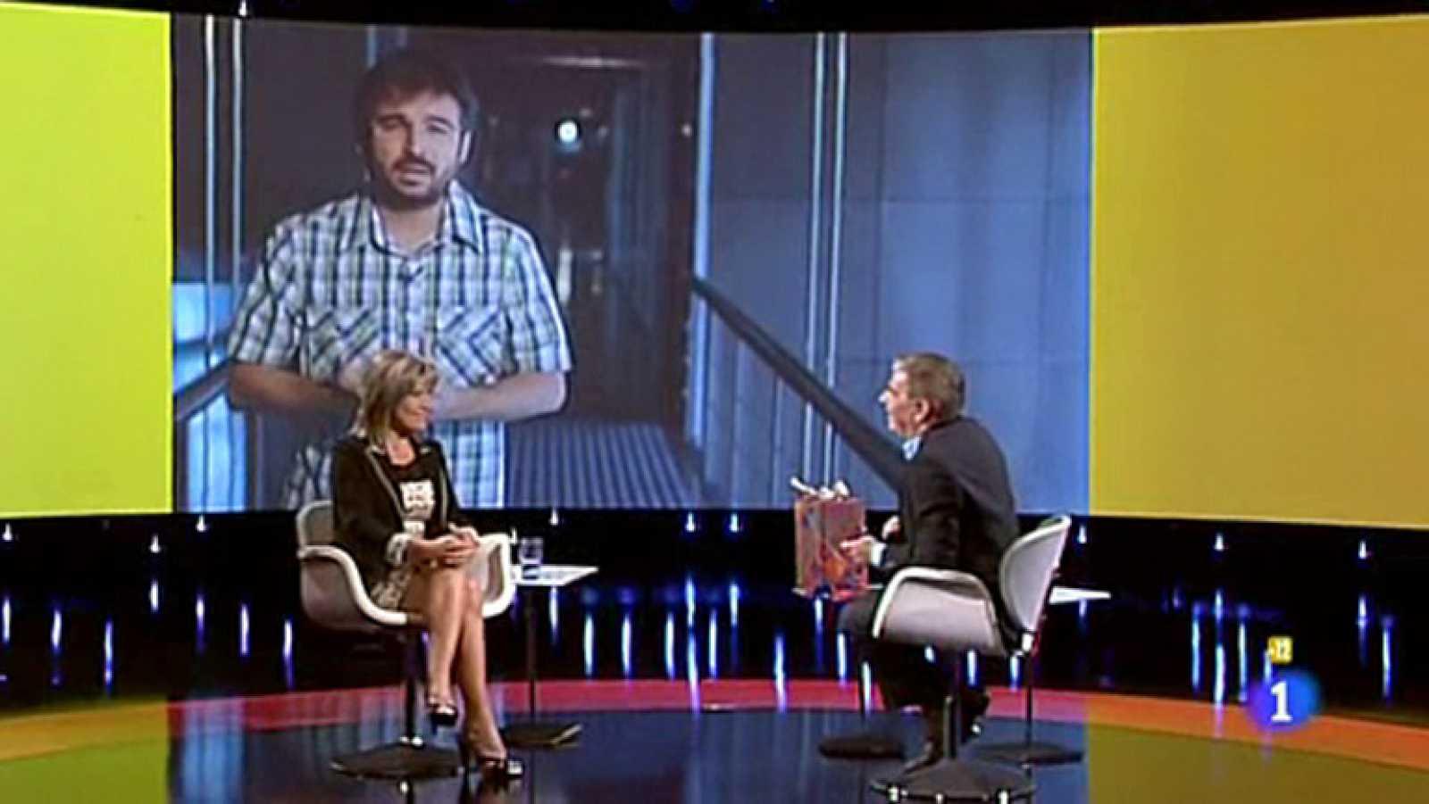 Pedro Ruiz responde a Jordi Évole en 'Entrevista a la carta'
