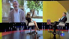 Pedro Ruiz responde a José Sacristán en 'Entrevista a la carta'