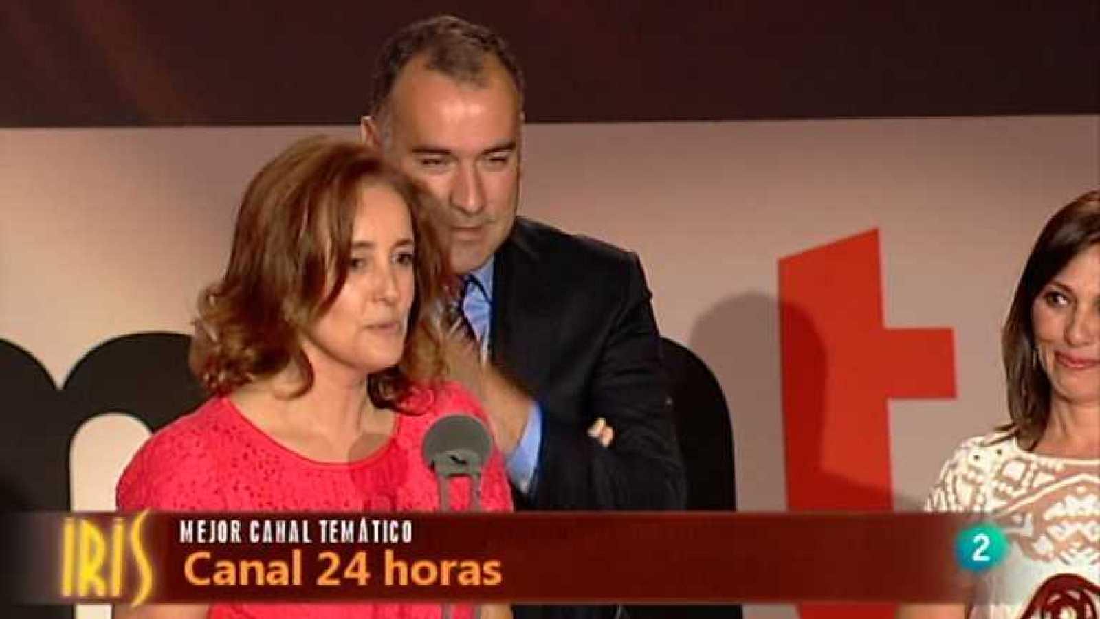 Gala de los Premios Iris de la Academia de TV 2012  - Ver ahora