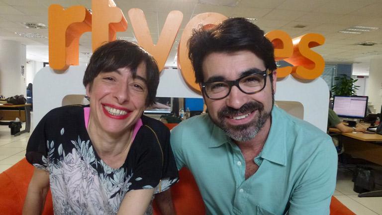 La diseñadora Miriam Ocariz visita  La vida al bies  - RTVE.es 29d251d2c59