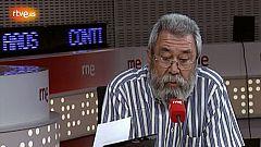 """Méndez cree que la """"torpeza"""" del Gobierno ha convertido en símbolo el conflicto de los mineros"""