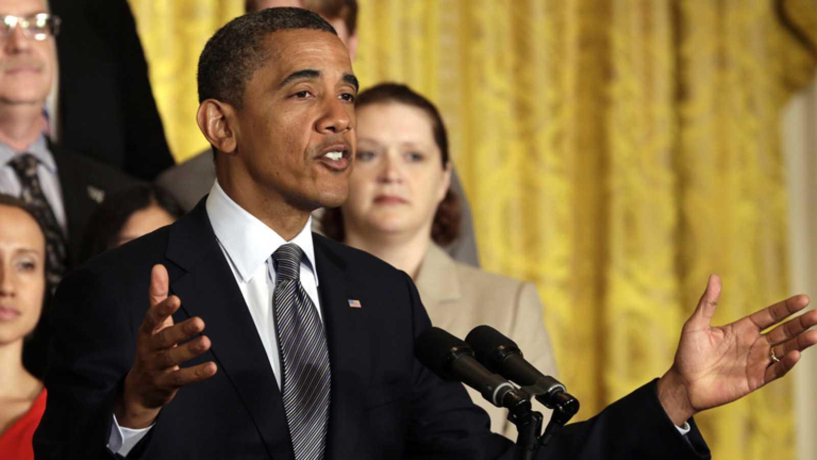 El presidente de Estados Unidos, Barack Obama, ha solicitado en el Congreso que se mantengan las ventajas fiscales para la clase media y se anulen para los más ricos.