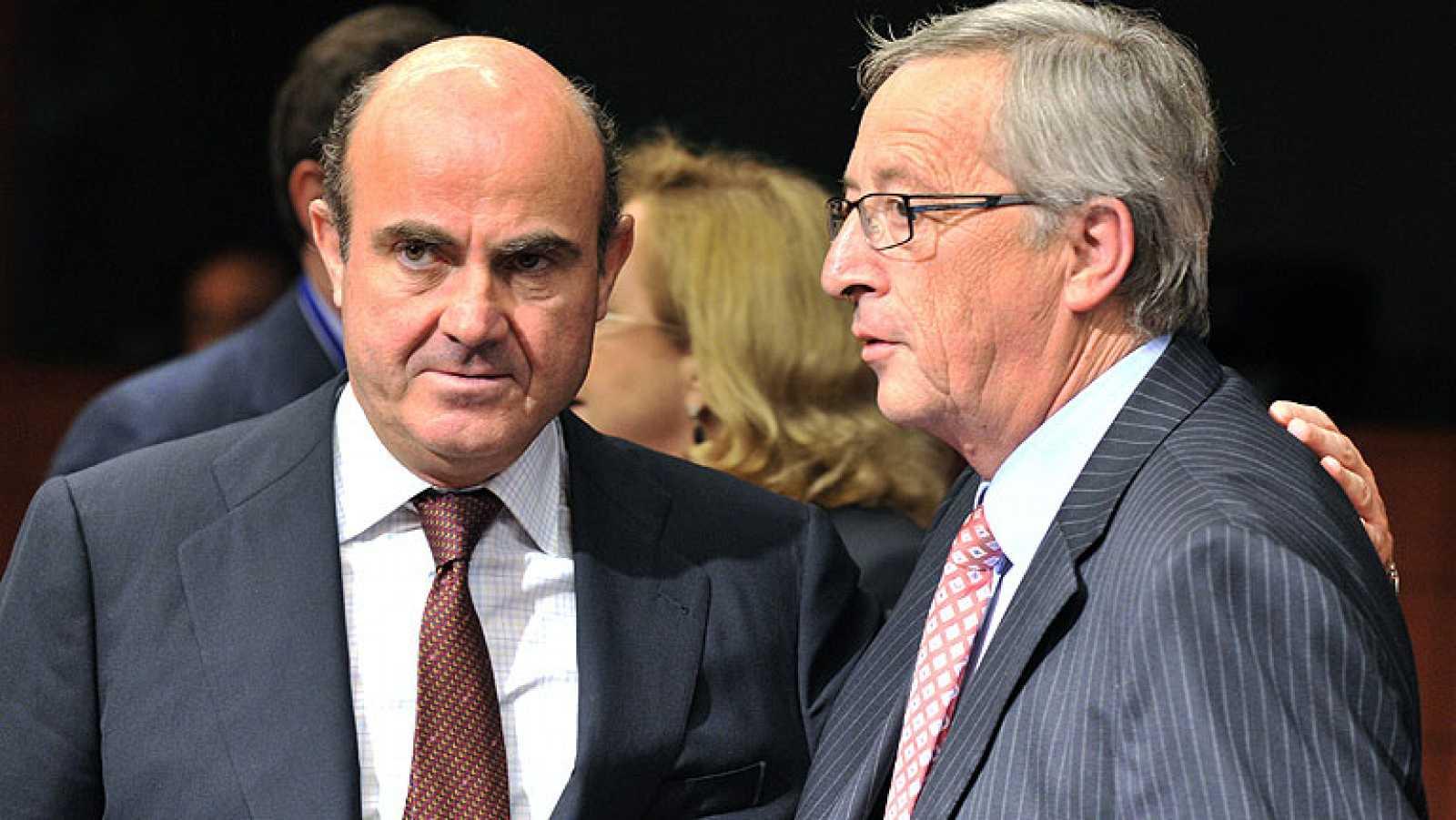 La eurozona moviliza de urgencia 30.000 millones para la banca española