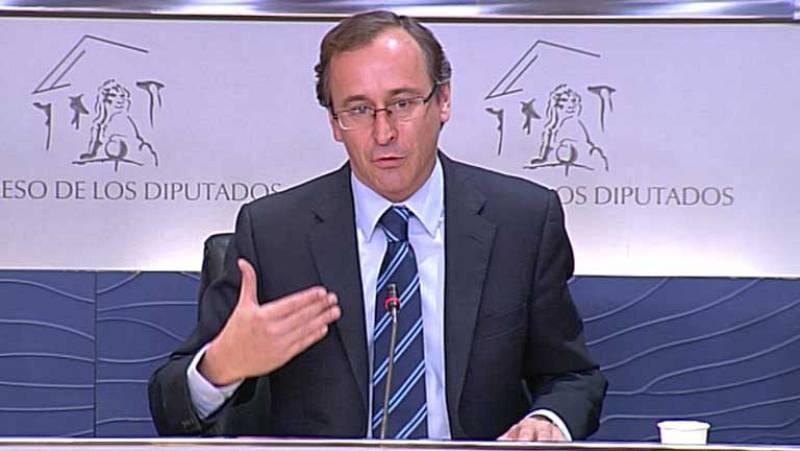 El PSOE sigue pidiendo una comisión de investigación sobre Bankia