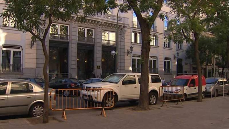 Se suspende la segunda jornada de debate en la sede del poder judicial