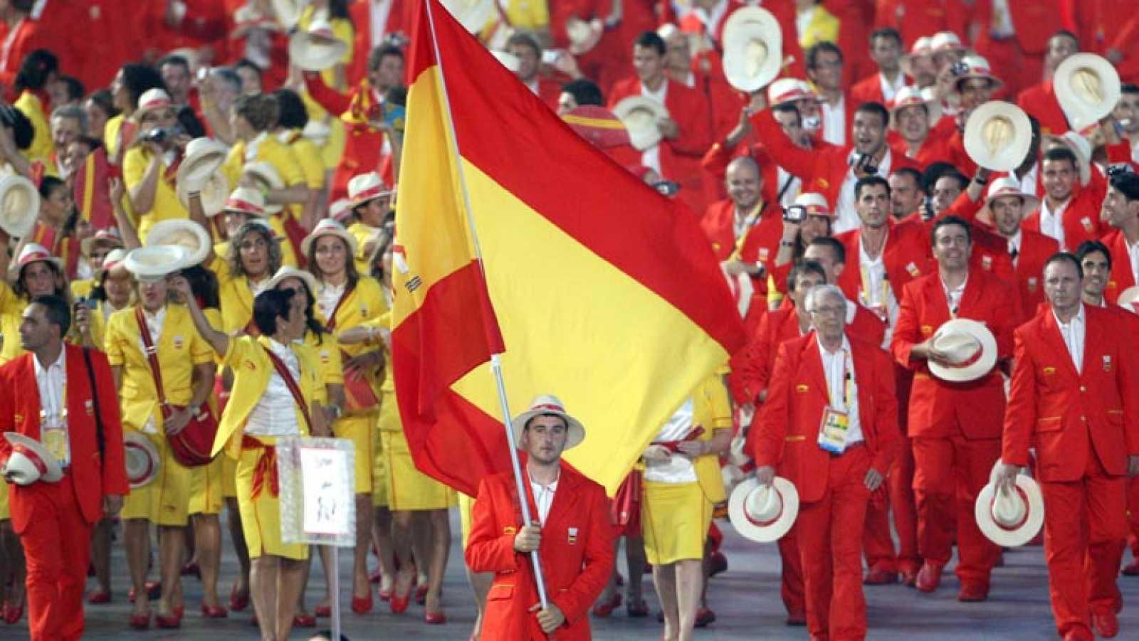 El equipo olímpico español, en su cuenta atrás para Londres