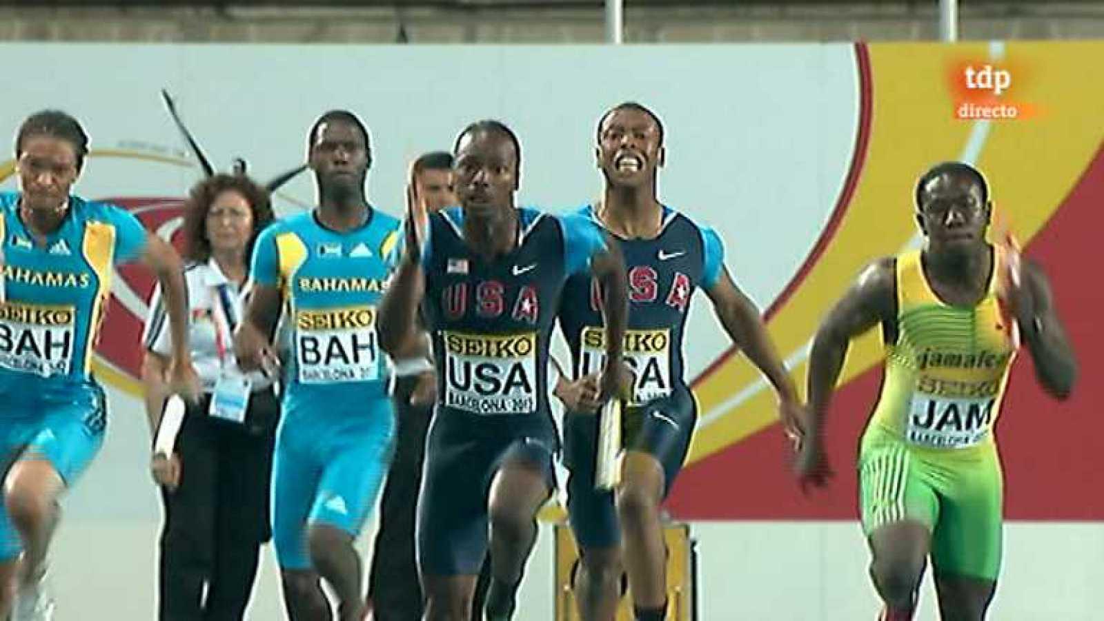 Atletismo - Campeonato del Mundo Júnior, 2 - 14/07/12 -  Ver ahora