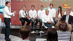 Presentación de la cobertura de RTVE para los JJOO de Londres 2012