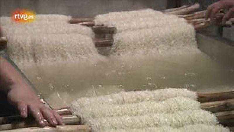 Conectando España - Ezcaray - Cómo teñir la lana
