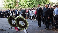 Noruega recuerda a sus víctimas un año después del doble atentado