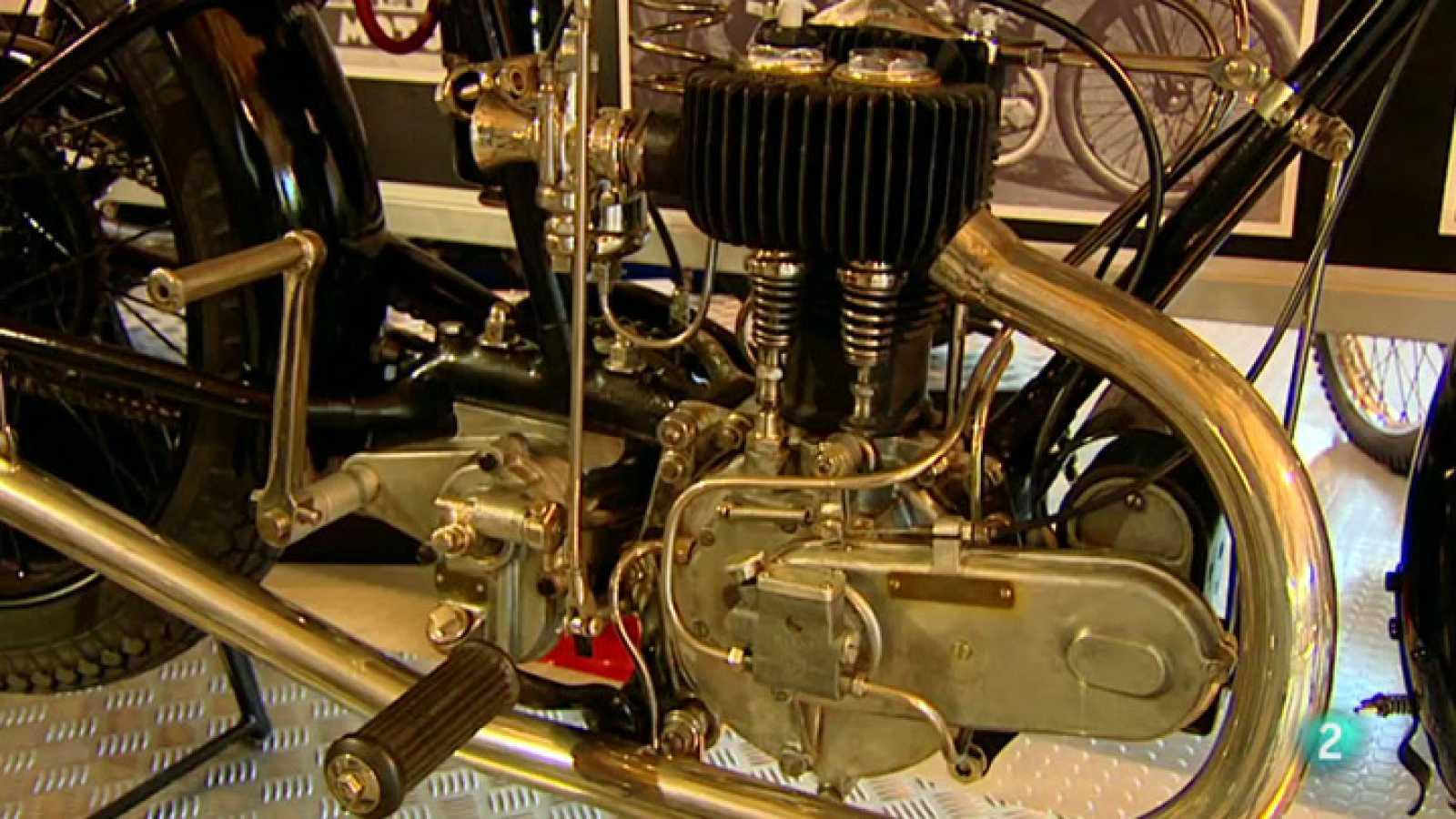 De Museus - Museu de la moto de Basella