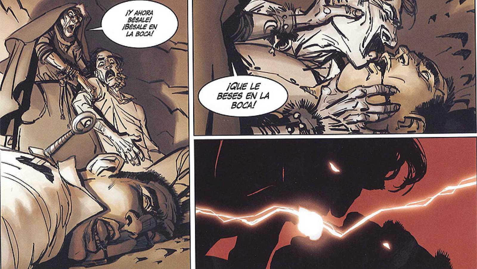 Tráiler del cómic, 'Ocupante', de Andreu Martín, Jacobo Navarro y Carlos Ruano