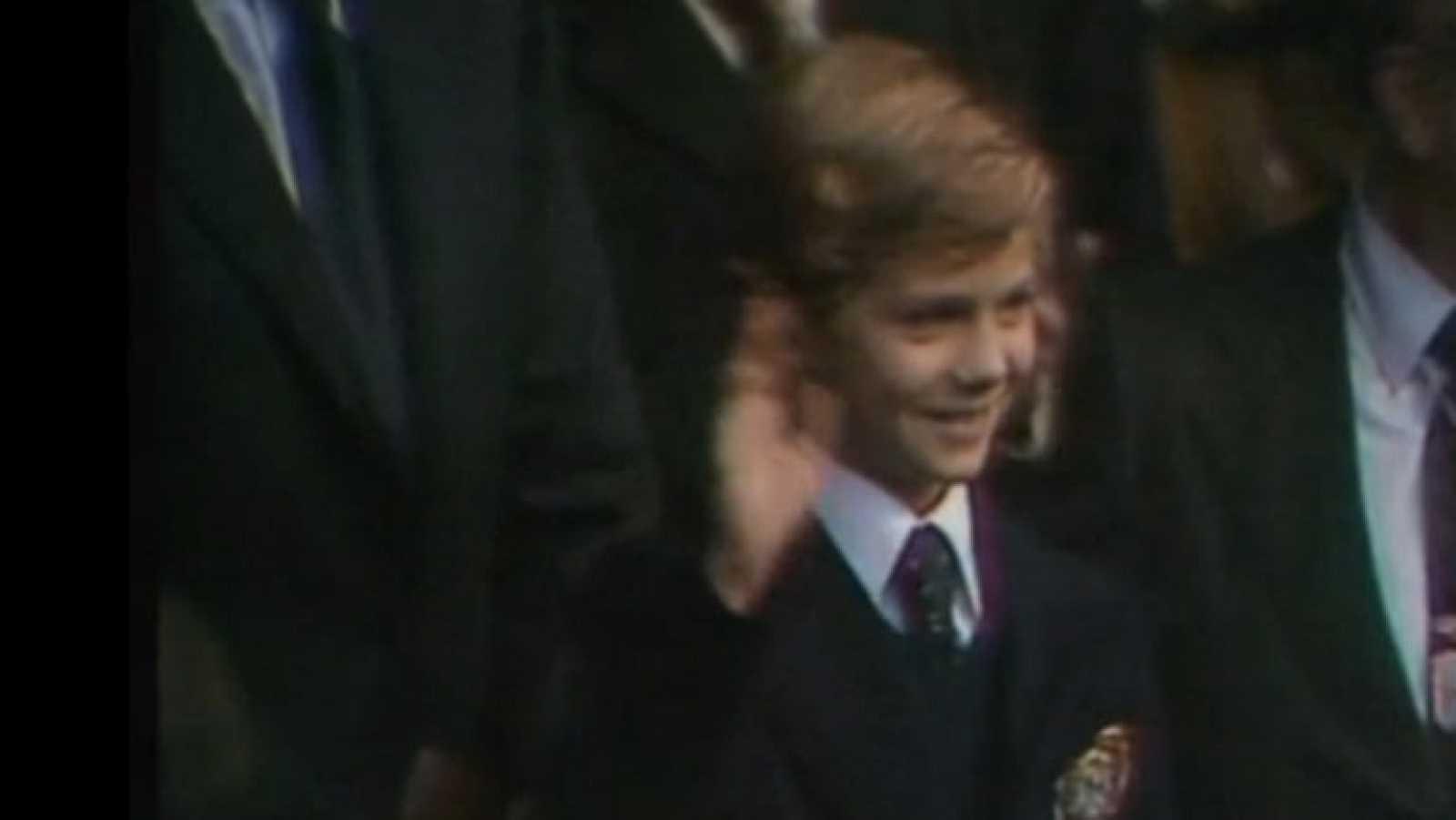 Proclamación de Don Felipe como Príncipe de Asturias (1977)