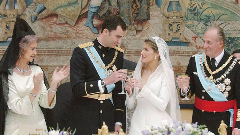 Resumen Boda Príncipe de Asturias
