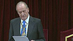 Discurso de Apertura de las Cortes Generales (27/12/2011)