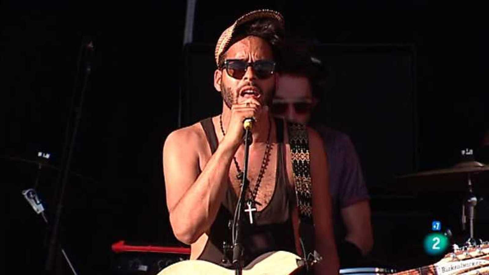 Festivales de verano - Día de la Música: Twin Shadow, James Blake - ver ahora