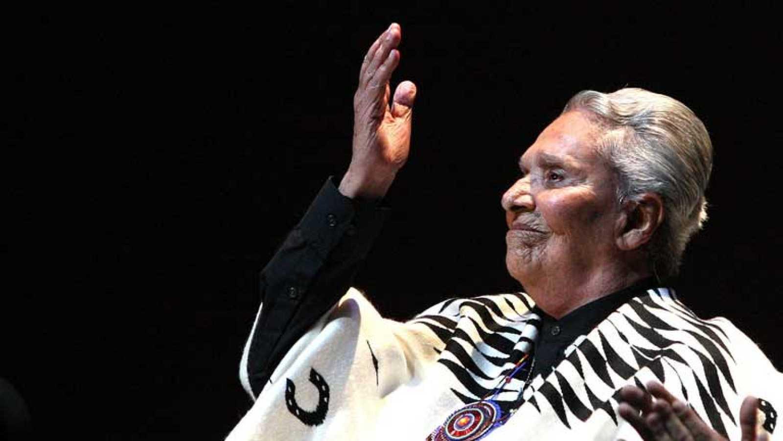 Muere Chavela Vargas a los 93 años en México - RTVE.es