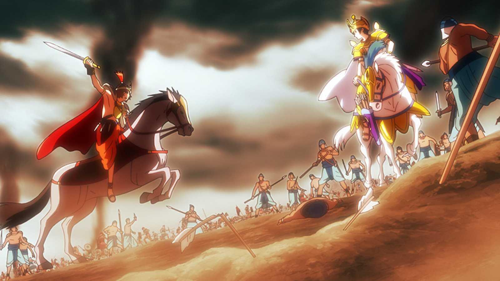 Tráiler de 'Buda, el gran viaje', de Kozo Morishita. Película basada en el conocido manga de Osamu Tezuka