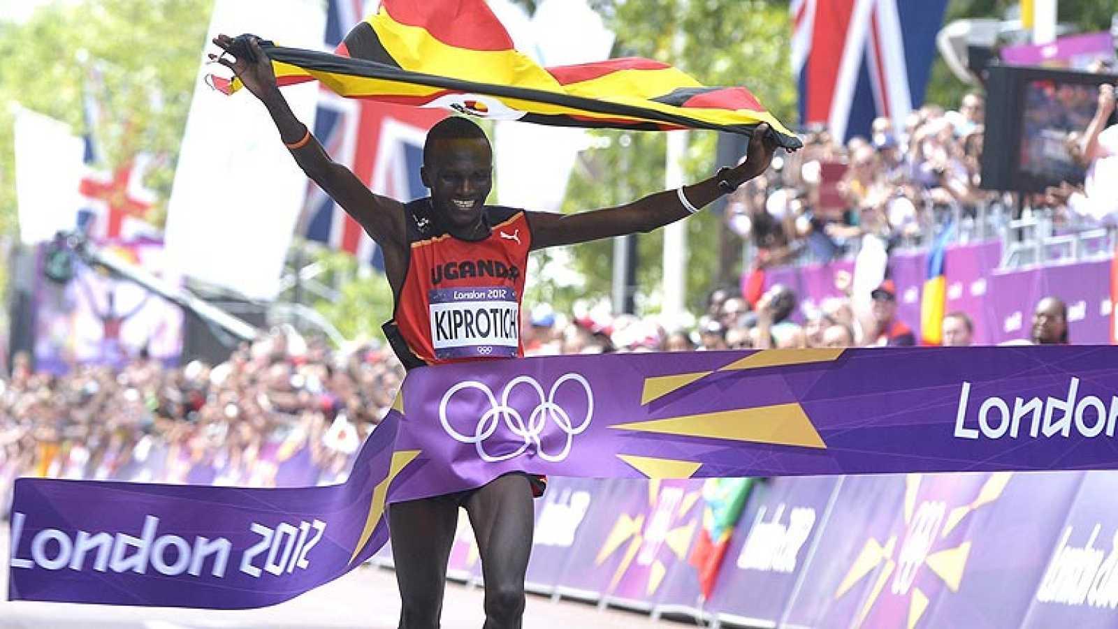 El ugandés Kiprotich se lleva el oro de la maratón en los Juegos de Londres