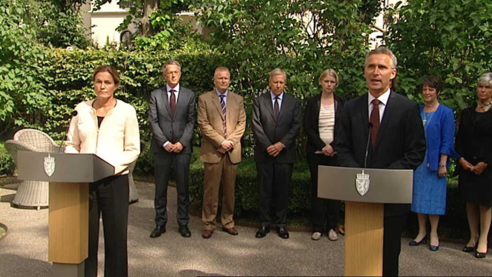 Las conclusiones sobre el atentado de Oslo dictaminan que el primer ataque pudo evitarse