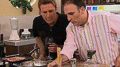 Vamos a cocinar con José Andrés - Capítulo 5 - Pollo relleno  de frutos secos
