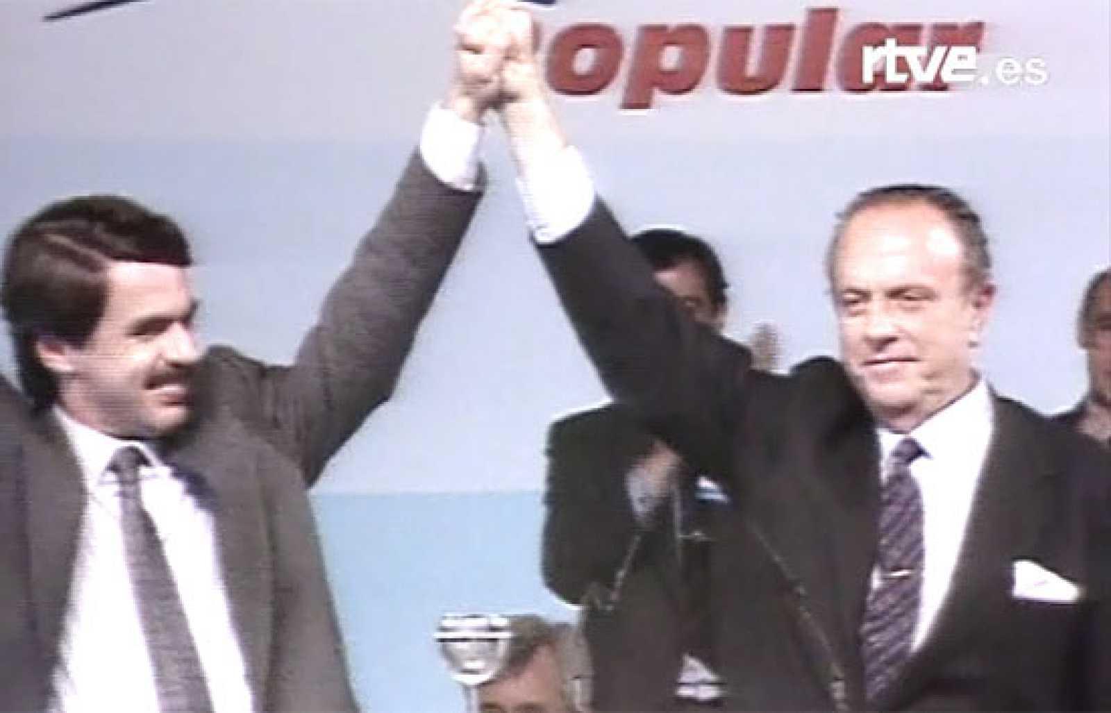 El Congreso de Aznar (1990)