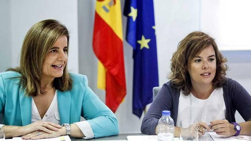 Sube de 400 a 450 euros la ayuda a parados con tres familiares a su cargo