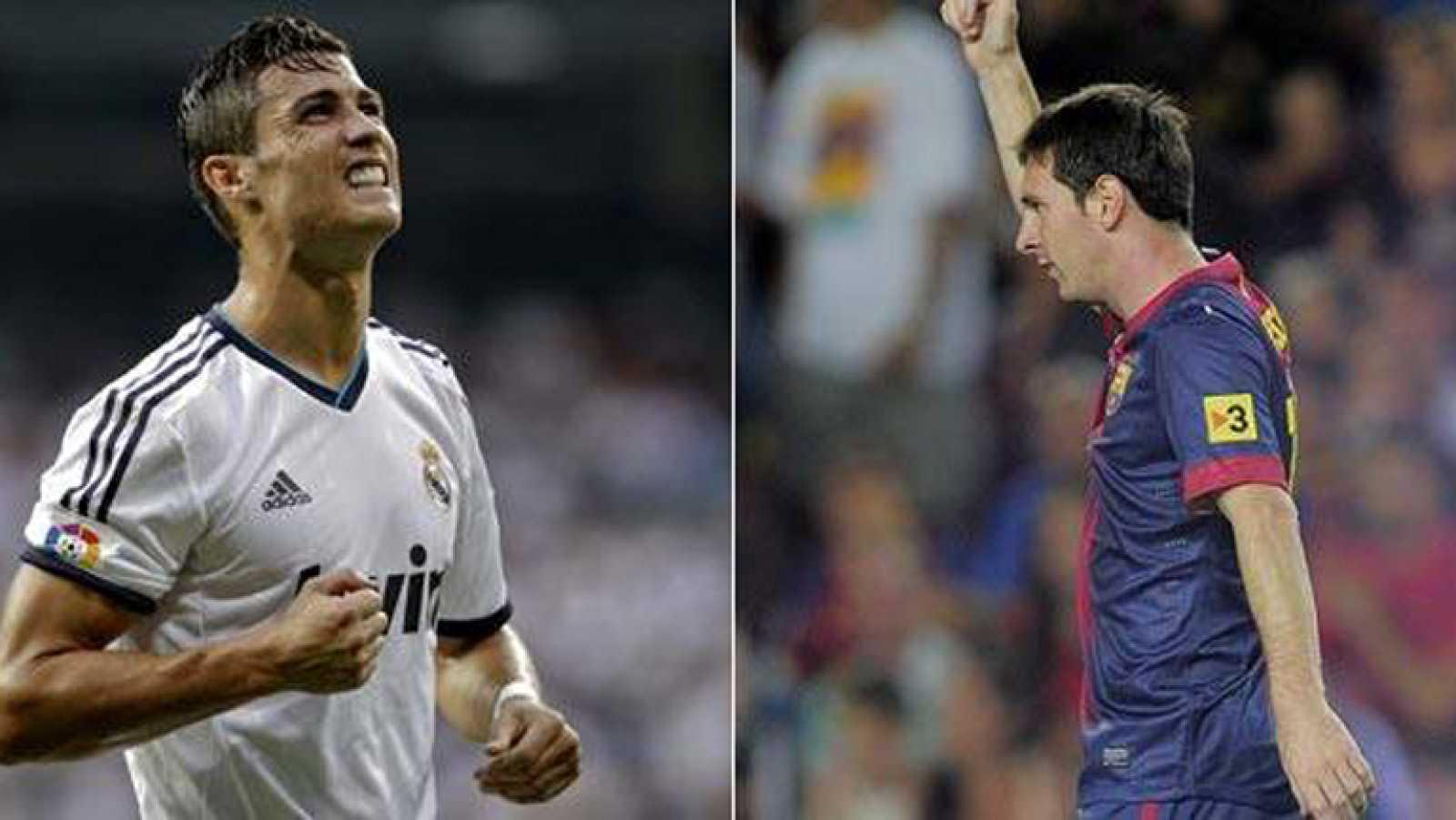 Nuevo duelo Messi-Cristiano en la Supercopa de España