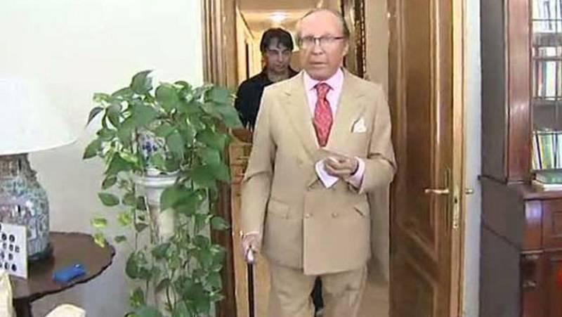 Ruiz-Mateos, detenido unas horas la víspera de una comparecencia judicial que se saltó dos veces