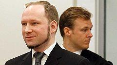 Breivik, condenado a 21 años de prisión